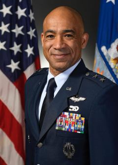 MGen James Johnson GO BIO